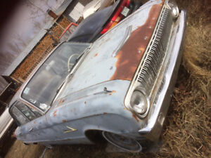 Selling 1962 Ford falcon