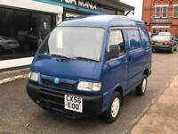 Piaggio Porter 1.3 Window Van