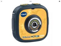 VTECH KIDIZOOM ACTION CAMERA BRAND NEW
