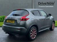 2012 Nissan Juke 1.6 DIG-T Tekna CVT 4WD 5dr SUV Petrol Automatic
