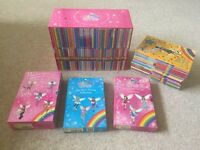 66 Rainbow Magic Fairy Books