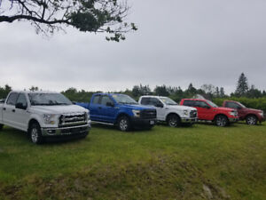 F150,Edge,Escapes,Explorer,and Lincolns!!