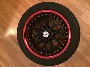 DAI mags with tires