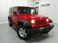 2009 Jeep Wrangler Unlimited X   - Accident Free - Low Mileage