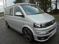 Volkswagen Transporter T30 Pop top 4 berth camper van for sale
