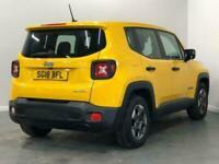 2018 Jeep Renegade 1.6 E-torQ Sport 5dr Hatchback Hatchback Petrol Manual