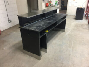 HEAVY DUTY SOLID DESK FOR SALE