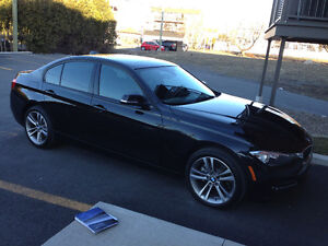 BMW 320i xdrive 2016 package sport - transfert location