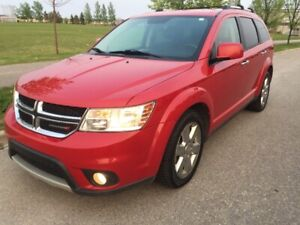 2012 Dodge Journey R/T V6 Awd No Accident