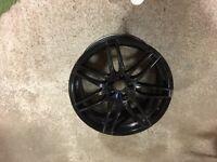 "Audi rs4 19"" alloy wheel."