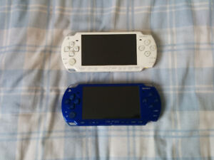 Sony PSP 2001 Limited Edition CONSOLES ONLY (Read Description)