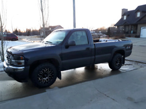 2006 gmc sierra 1500 4x4 manual v6