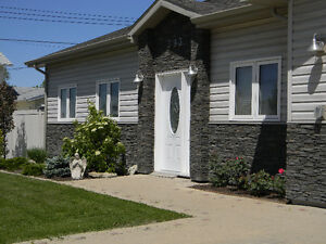 Accessible Duplex for rent in Ste Agathe