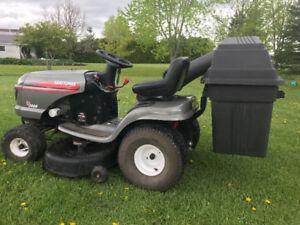 Tracteur gazon Craftsman LT2000