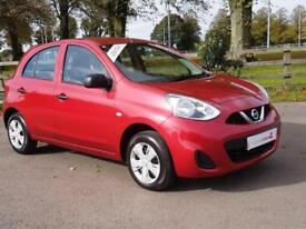 2015 15 Nissan Micra 1.2 Visia with Air Conditioning