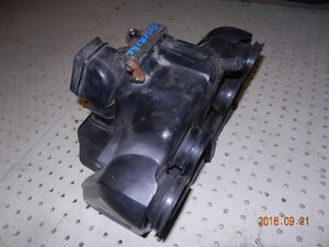1979 CB750F Supersport factory airbox with filter