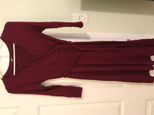 Maternity clothes - three dresses size S (Pink Blush and H&M)