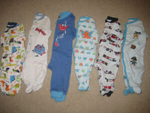 Boys summer clothing lot - Size 3-6 months