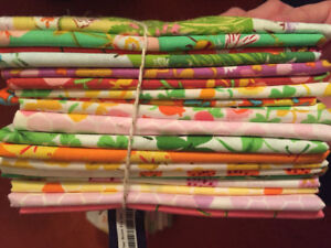 Quilting Fabric and Apparel Fabric - Drastically Reduced