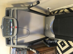 Treadmill and physical therapy bike