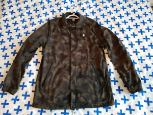 G-STAR army jacket loose fit retail value 225$