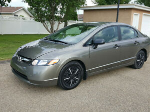 2008 HONDA CIVIC,LX......VERY  CLEAN , SAVE SAVE ON FUEL ~