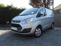 Ford Transit Custom 290 Limited L1 H1 2.0 130ps Euro 6 2,400mm load length