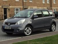 """Quick sale""2009 Nissan Note Acenta Auto 1.6 petrl 71k miles mot 03/03/17 Drives perfct ready to go"