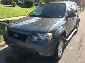 2006 Ford Escape v6 Limited for sale