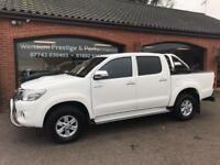 2014 TOYOTA HILUX 2.5 D-4D ICON MANUAL 4WD CREW CAB FULL TOYOTA SERVICE