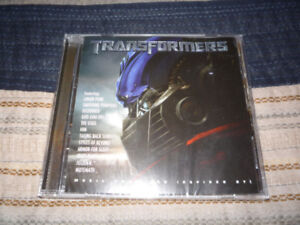 Transformers - CD Soundtracks - BNIB & Sealed