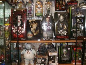 Figurines d'horreur / Nouveautés *Articles neufs