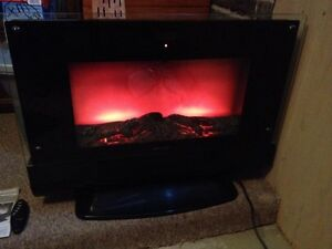 Electric Fireplace by Bionaire