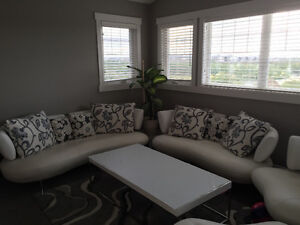 4 PIECE MODERN SOFA SET FOR SALE Edmonton Edmonton Area image 10