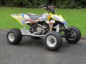 2007 Suzuki LTR 450 QuadRacer ATV Race Quad 4 Stroke Electric Start