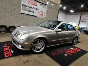 Mercedes-Benz E-Class E55 5.4L SUPERCHARGED V8 AMG 2003