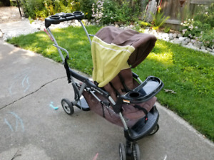 Baby Trends Sit and Stand Stroller LX