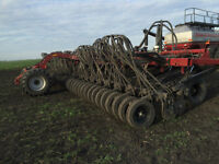 AMITY DISC DRILL 50 FT WITH 5250 TANK AND LIQUID SETUP