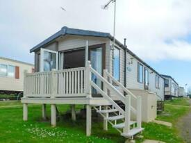 Swift Moselle 2013 static caravan at Combe Haven, Hastings. Private sale