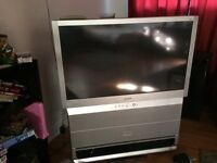 "47"" samsung procection tv"