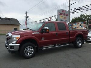 2014 Ford F-350 Super Duty 4x4 XLT    FREE 1 YEAR PREMIUM WARRAN
