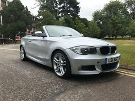 2011 BMW 1 Series 125i M Sport 2dr Step Auto 2 door Convertible