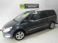 2014 FORD GALAXY 2.0 TITANIUM TDCI 140bhp BUY FOR ONLY £159 A MONTH FINANCE