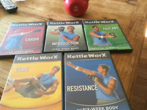 Work out Videos Kettle Worx