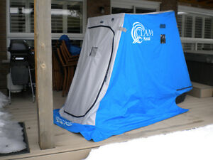 Clam Kenai Ice Fishing Shelter