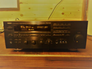Yamaha RX V890 audio receiver
