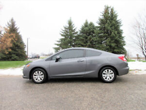 2012 Honda Civic LX Coupe- Automatic w/ Just 136K!!  ($61/ week)