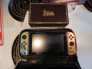 Mint Nintendo switch for trade