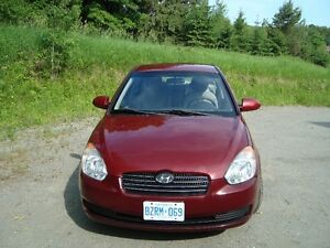 2009 Hyundai Accent als Sedan