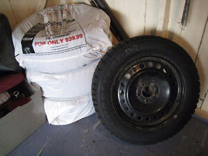 p235/55r17 tires and rims